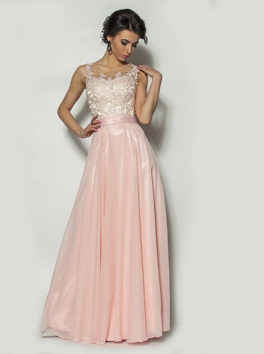 1224abac20 Zjawiskowa sukienka maxi Model PW-2325  419.00zł  - Maxi   Sukienki - Sklep  internetowy - Sukienkimm