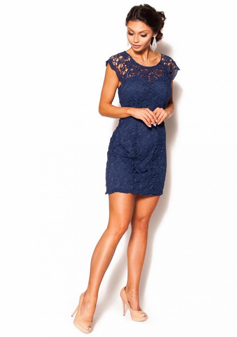 4d718e179f Koronkowa elegancka sukienka Model  PW-2560  319.00zł  - Mini ...